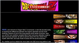 DBZ Uncensored